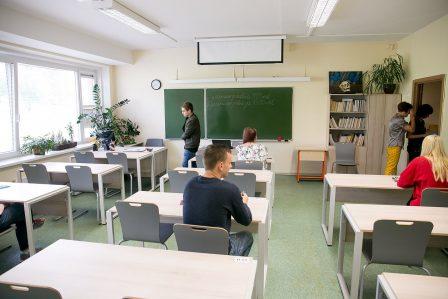 Lituanistų miestelis » egzaminas